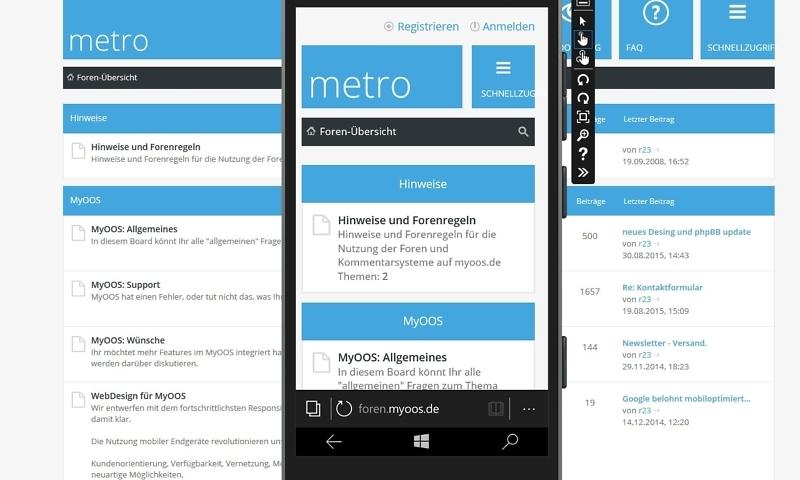 Webdesign: phpBB 3.1 1