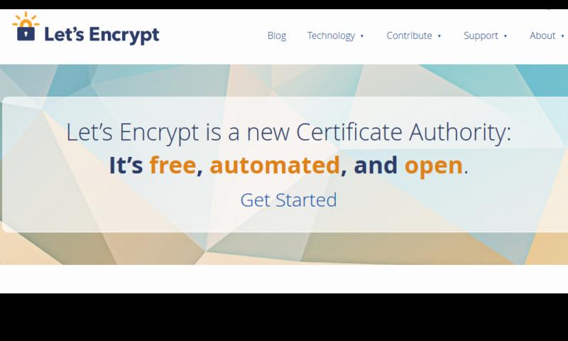 Lasst uns verschlüsseln: Kostenlose TLS Zertifikate für alle 1