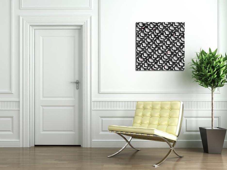 DIGIpop: Church-Turing-These 100 x 100 cm
