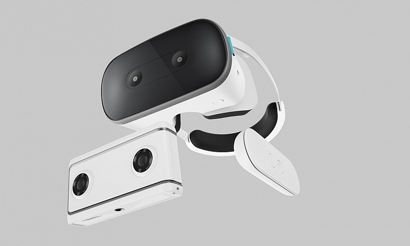 CES 2018 in Las Vegas: Lenovo Mirage™ Solo with Daydream™