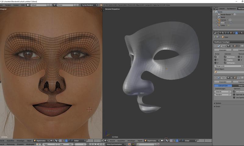 Teil 2: Dein zweites Ich: Du in 3D! 1