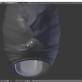 3D Charakter: Ninja-Maske