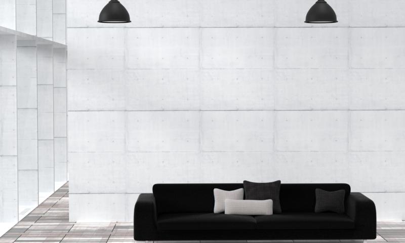 Clubsofa für repräsentative Räume 1