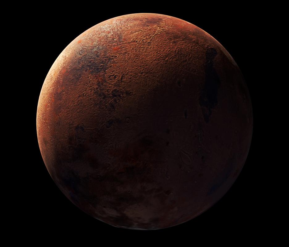 Space Elements: Planet