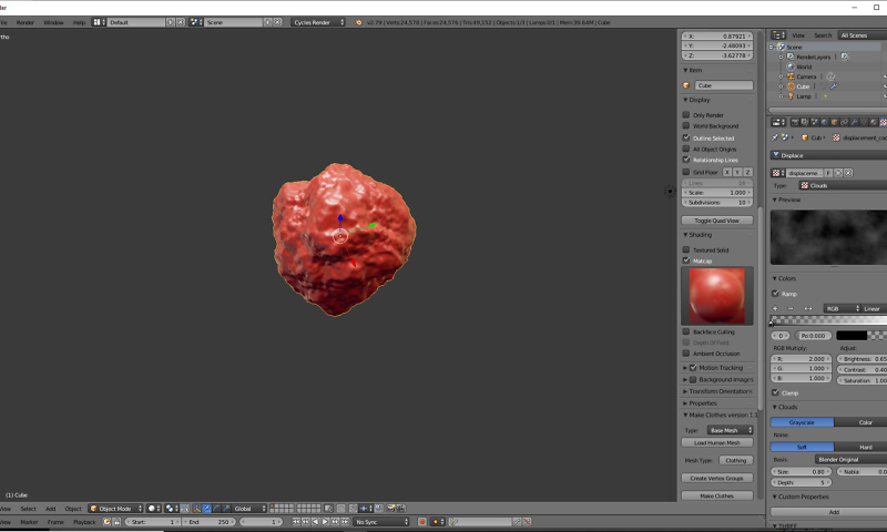 Asteroid Entwurf 01.03.2019