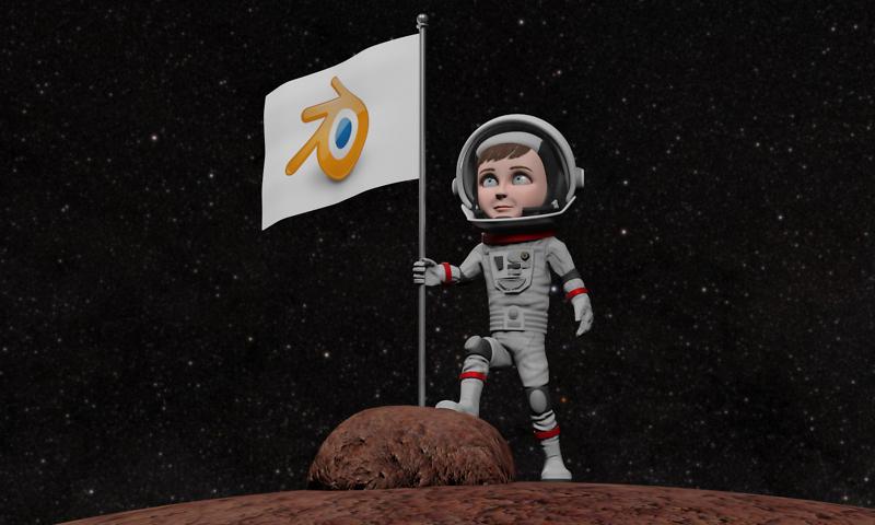 50 Jahre Mondlandung 1