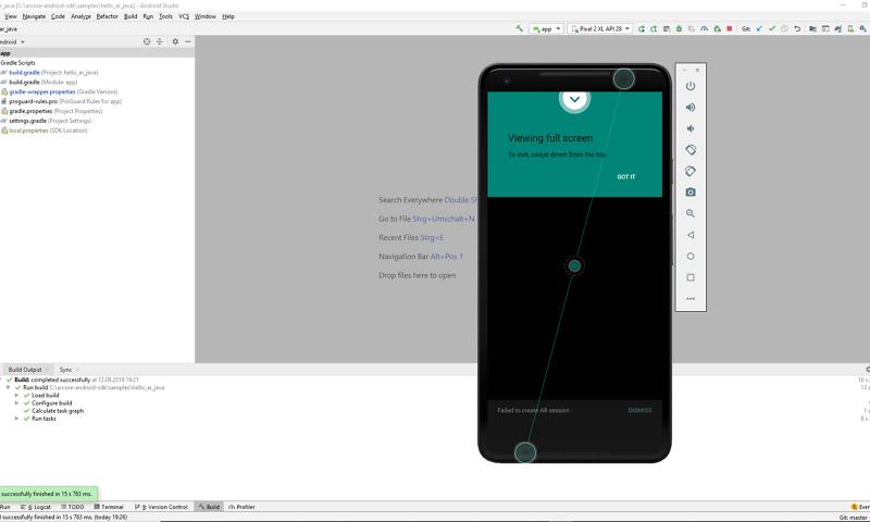 Entwicklung einer App 1