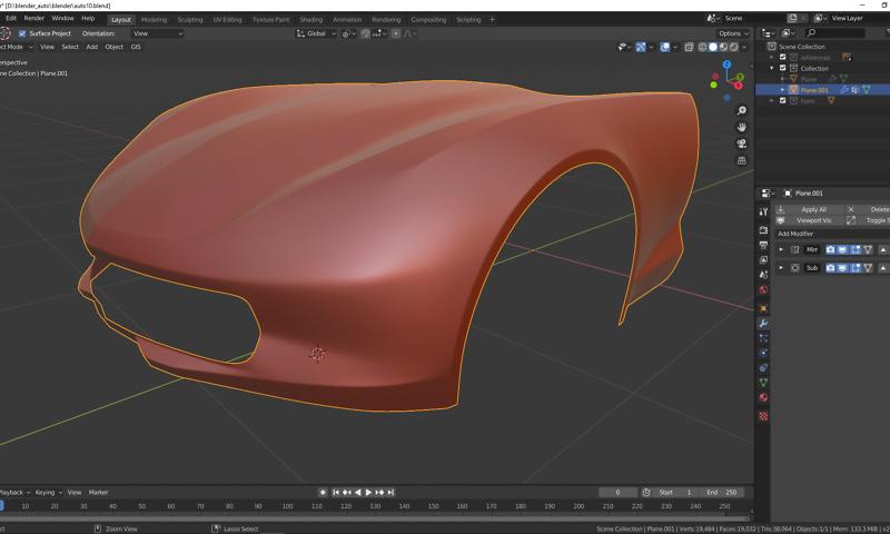 Bild: Car Modeling