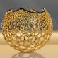 Blender: Stereographic Voronoi Sphere