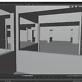 3D Immobilien Visualisierung: Büroetage