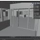 3D Immobilien Visualisierung: Büroetage Teil 5