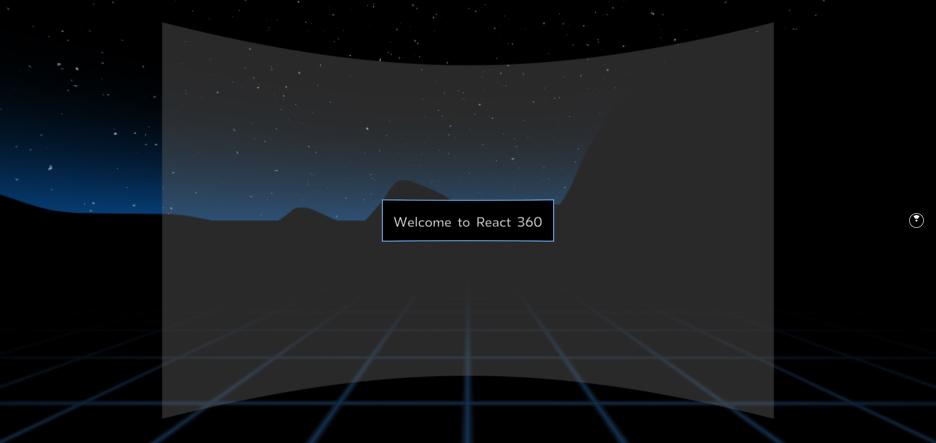 Beginnen Sie mit React360 und WebXR!