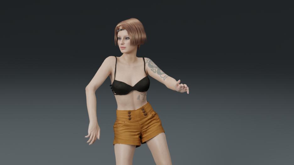 Charakterdesign 1