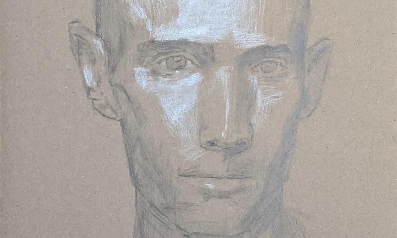 Portraitzeichnung 24.05