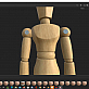 3D-Materialien für unser Wooden Mannequin