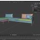 3D Visualisierung: Couch für VR/AR und Print Teil 3